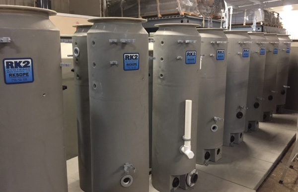 HDPE Molded Tanks