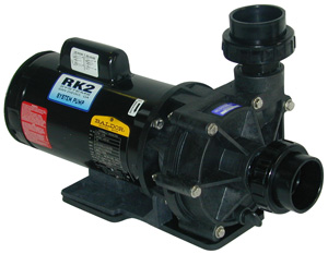RK2 Systems pumps are a high efficiency, industrial grade pump.
