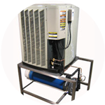 Multi Temp Air Cooled Water Chiller