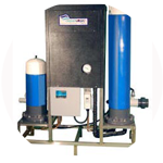 Multi-temp Water Cooled Marine Duty Water Chiller